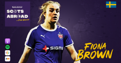 Fiona Brown on The Scots Abroad Podcast