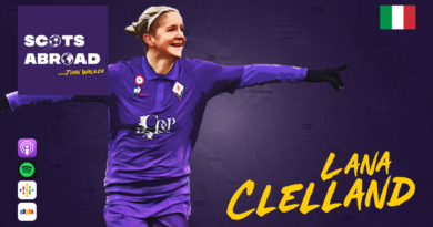 Lana Clelland on The Scots Abroad Podcast