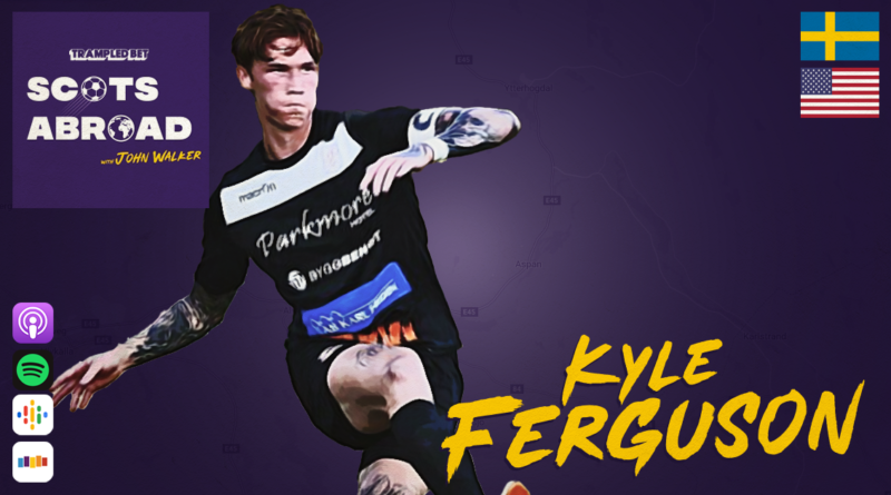 Kyle Ferguson on the Scots Abroad Podcast