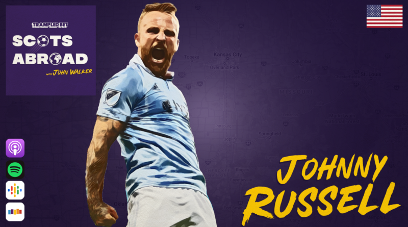 Johnny Russell on The Scots Abroad Podcast