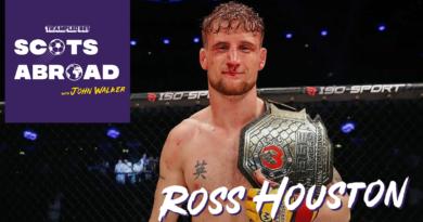 Ross Houston