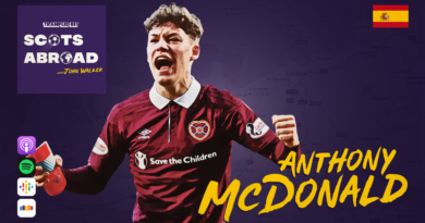 Anthony McDonald on The Scots Abroad Podcast