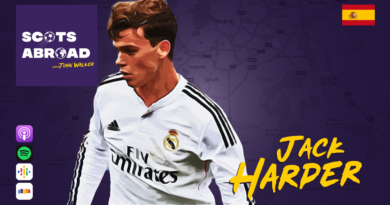 Jack Harper on The Scots Abroad Podcast
